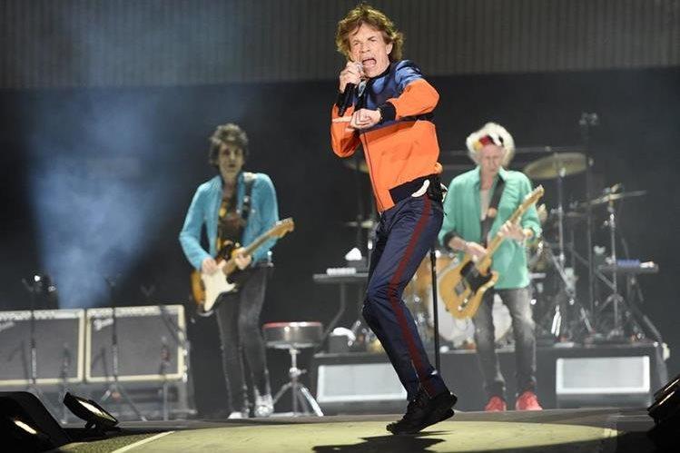 Con el disco Blue & Lonesome, Los Rolling Stones vuelven a sus orígenes musicales. (Foto Prensa Libre: AP)