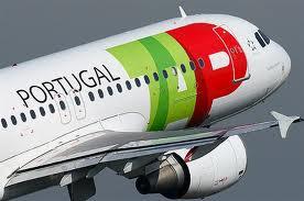 La aerolínea portuguesa lleva tres días en huelga.