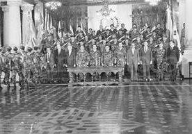 Golpe de Estado en contra del general Ríos Montt el 8 de agosto de 1983.