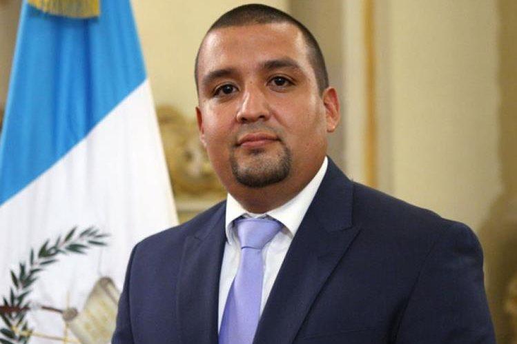 Juan Francisco Solórzano, jefe de la SAT resaltó situación fiscal de un familiar directo. (Foto Prensa Libre: Hemeroteca)