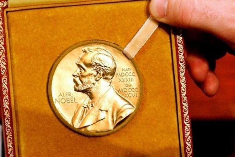 El galardón más prestigioso de las letras mundiales. (Foto Prensa Libre: Hemeroteca PL)