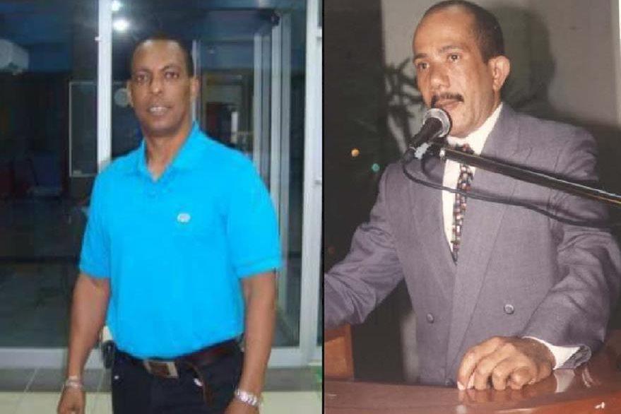 Luis Manuel Medina y Luis Martínez, director del programa murieron baleado.