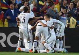 Fiesta cafetera en Copa América