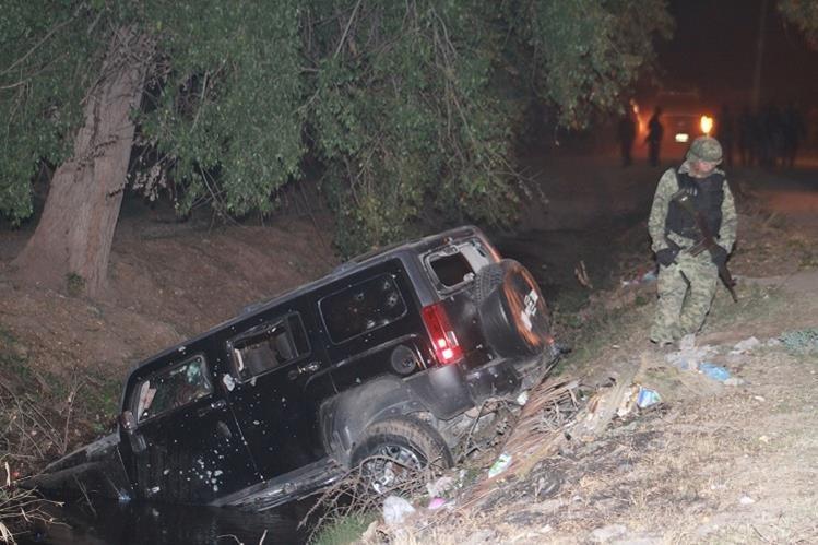 La violencia se ha incrementado en Sinaloa, por el narcotráfico. (Foto referencia del sitio laparednoticias.com)