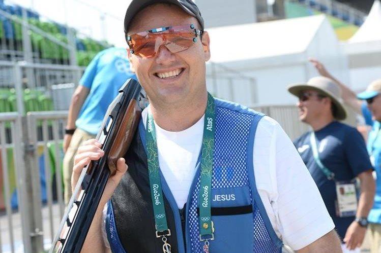 Enrique Brol tiene grandes metas para este ciclo olímpico que acaba de iniciar. (Foto Prensa Libre: Hemeroteca PL)
