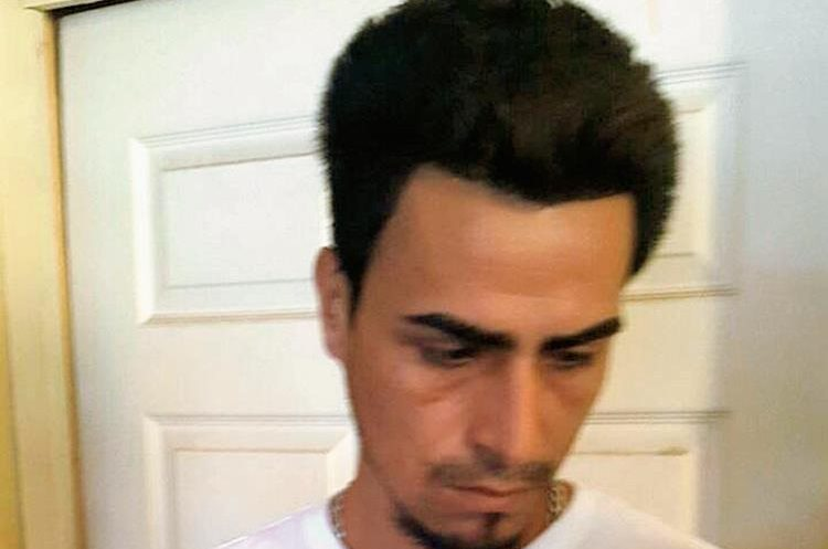 Jorge Alberto  Villanueva, capturado en Champerico, Retalhuleu. (Foto Prensa Libre: Hemeroteca PL)