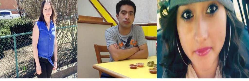Algunos de los migrantes guatemaltecos que han muerto en EE.UU. (Foto Prensa Libre: Hemeroteca PL)