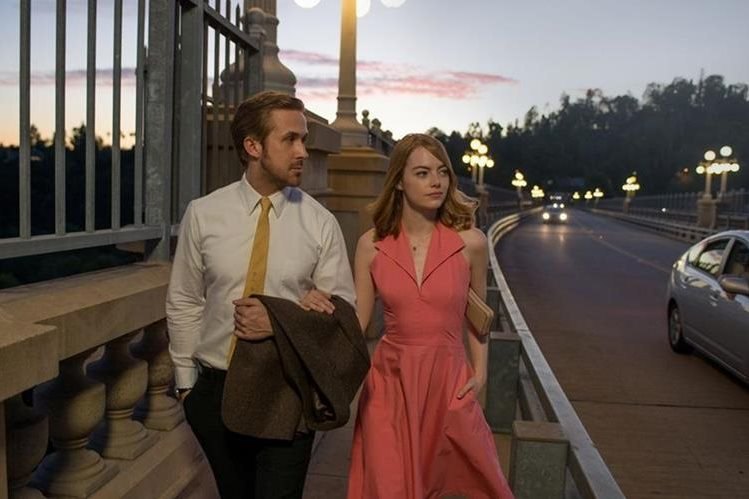 La La Land seduce a la industria del cine. (Foto Prensa Libre: lalaland.movie)