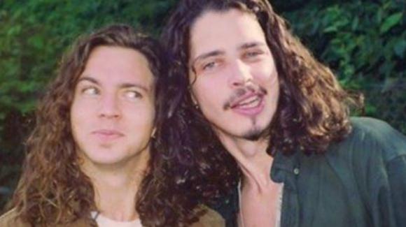 Eddie Vedder y Chris Cornell, dos de los músicos representativos del grunge, eran grandes amigos.