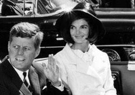 John Fitzgerald Kennedy fue asesinado el 22 de noviembre de 1963. GETTY IMAGES
