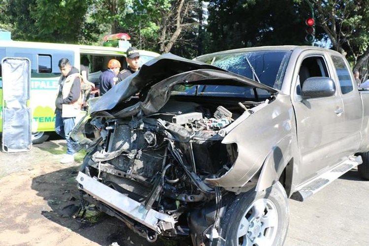 Un alto porcentaje de los accidentes de tránsito ocurren por irresponsabilidad de conductores. (Foto Hemeroteca PL)
