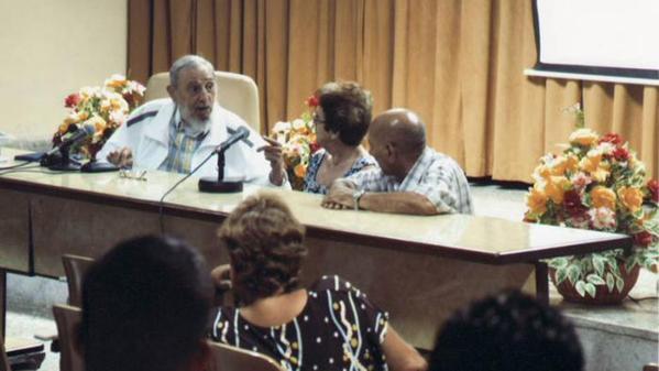 Fidel Castro fue el líder de la revolución cubana. (Foto Prensa Libre: http://www.infobae.com)