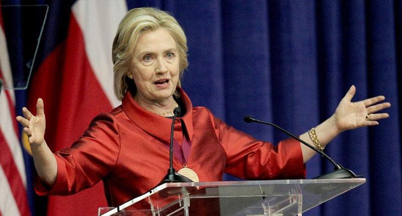 Donald Trump Jr. quería obtener información dañina sobre Hillary Clinton. (Foto: Hemeroteca PL)