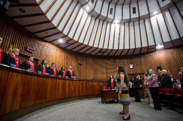 El Tribunal Supremo de Justicia de Venezuela en Caracas (Venezuela). (EFE).