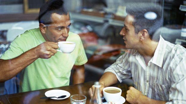"""""""Les diría a los lectores que traten de ver si pueden tender un lazo hacia otras personas, especialmente a aquellas con quienes tienen algún conflicto"""". (Foto, Thinkstock)"""