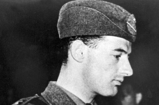 Wallenberg, diplomático sueco y héroe de la Segunda Guerra Mundial, desapareció después de ser arrestado en 1945. AFP