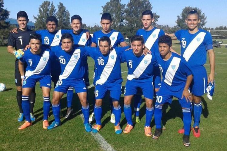 La Selección Nacional cerró su gira de partidos por Uruguay con miras a su participación en el torneo de Uncaf del 8 al 16 de julio en Panamá. (Foto Prensa Libre: FUF)