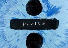 Esta es la portada del nuevo material discográfico de Ed Sheeran, titulado Divide. (Foto Prensa Libre: Atlantic Records/AP).