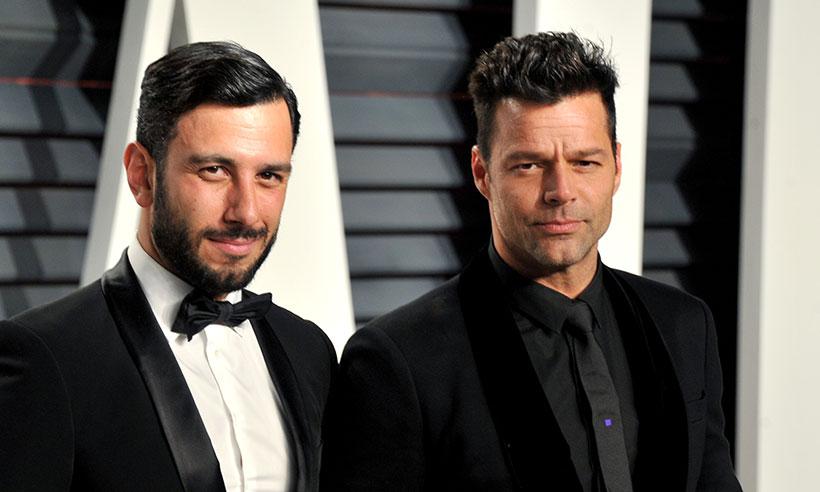 Donald Trump le arruinó los planes de matrimonio a Ricky Martin