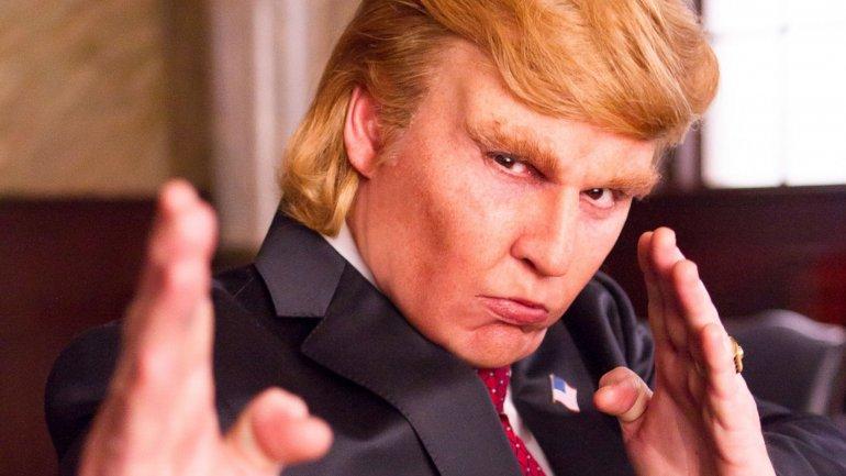 El actor Johnny Depp siempre apuesta a más y ahora se animó a parodiar al precandidato republicano Donald Trump. (Foto Prensa Libre: Hemeroteca PL)