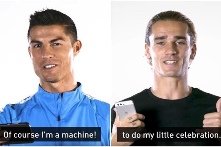 Cristiano Ronaldo se calificó con 100 en Fifa 18. (Foto Prensa Libre: Youtube)