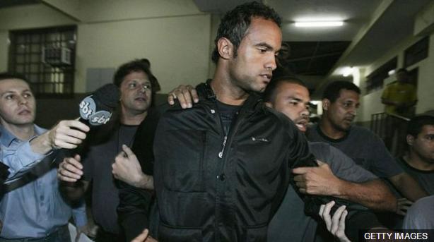 En el momento que se conoció el caso en 2010, Bruno era el guardameta del Flamengo de Río de Janeiro, el equipo más popular del país.