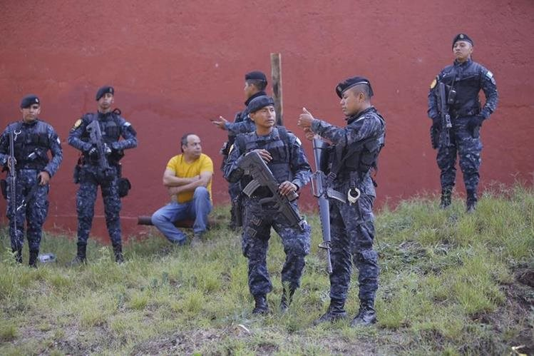 Mario Ruano San José, deberá regresar a la cárcel ubicada en la Brigada Militar Mariscal Zavala. (Foto Prensa Libre: Hemeroteca PL)