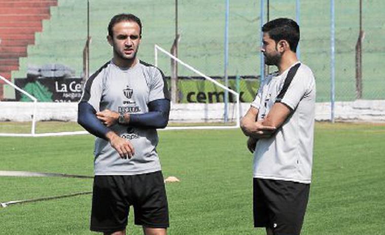 José Manuel Contreras es la principal contratación para el campeón Antigua GFC. (Foto Prensa Libre: Hemeroteca PL).