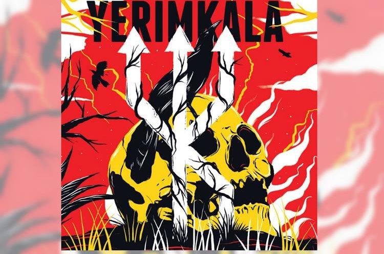 Portada del álbum Yerimkala. (Foto Prensa Libre: Luis Pinto)