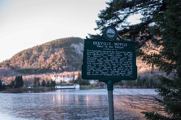 Dixville Notch ha tenido el honor de iniciar la votación presidencial desde 1960.(AFP).
