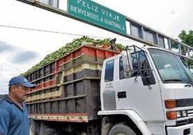 En dos semanas habrá libre tránsito de personas y mercancías entre Guatemala y Honduras. (Foto Prensa Libre: Hemeroteca)