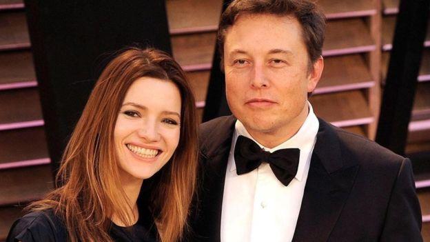 El millonario Elon Musk es padre de seis hijos varones. (GETTY IMAGES)