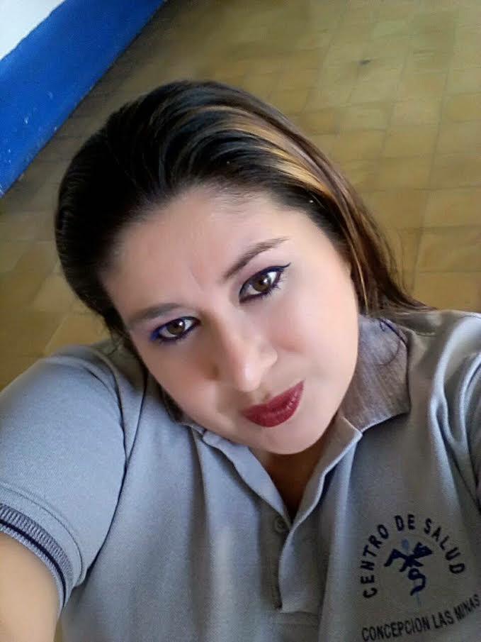 Sandra Maricela Galdámez trabajaba en el centro de salud de Concepción las Minas. (Foto Prensa Libre: redes sociales)