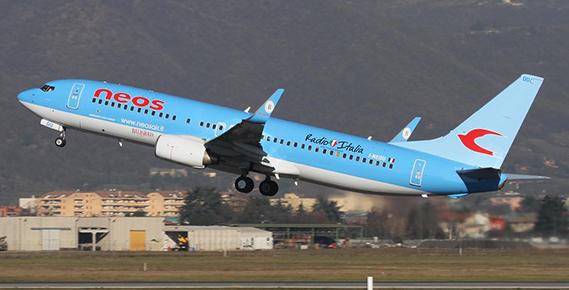La aerolínea italiana Neos explora mercado turístico de Cuba. (Foto: Internet)