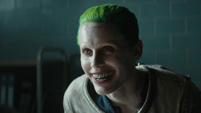 Jared Leto como el Joker en Suicide Squad (2016). El actor habría expresado su molestia al no ser considerado para formar parte del filme que produce Scorsese (Foto Prensa Libre: servicios).
