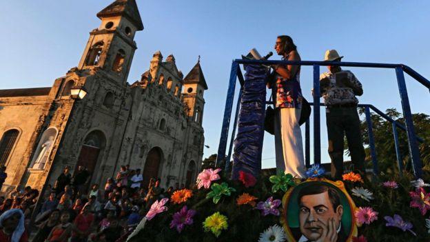 El Festival Internacional de Poesía de Granada se ha convertido en uno de los más importantes del mundo. AFP
