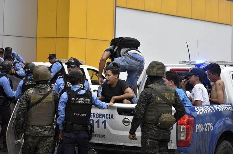 Protestas en Honduras por un presunto fraude electoral