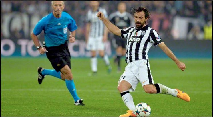 Andrea Pirlo estaría cerca de dejar la Serie A italiana y unirse a la MLS. (Foto Prensa Libre: Hemeroteca PL)