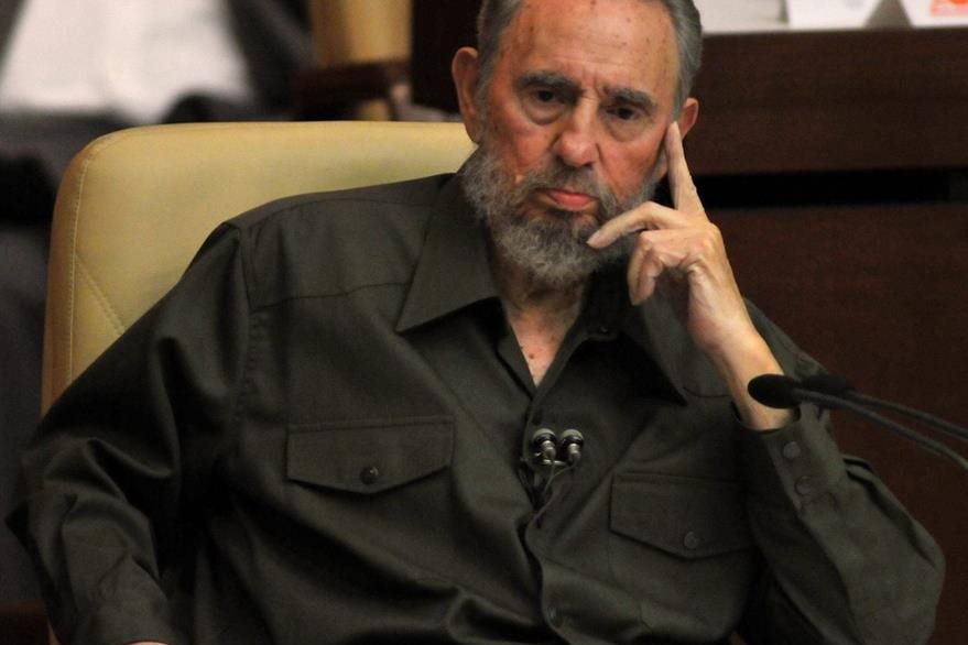 Fidel Castro, ex presidente de Cuba y patriarca del Partido Comunista. (Foto: Hemeroteca PL)