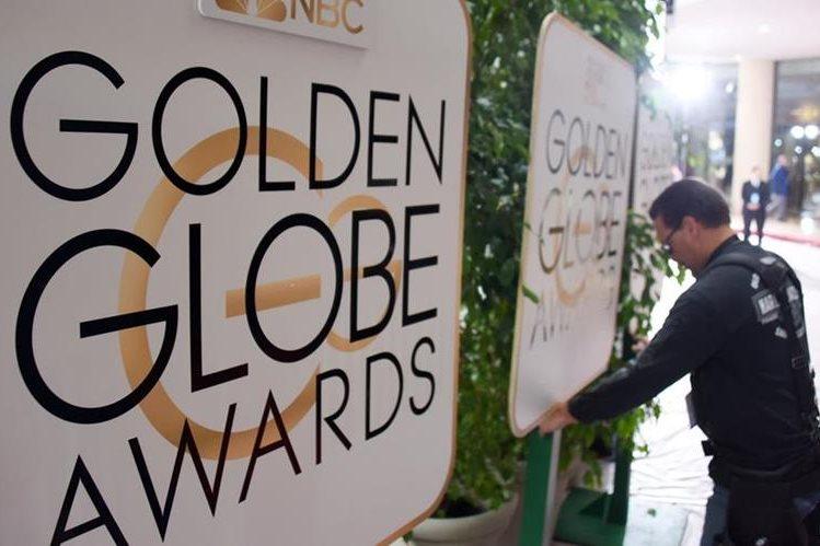 La ceremonia de los Globos de Oro se efectuará en el Hotel Beverly Hilton en Beverly Hills, California. (Foto Prensa Libre: AFP)