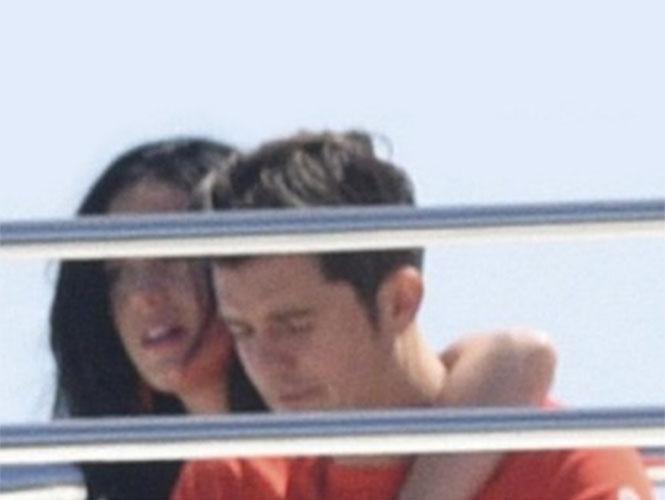 Perry y Bloon fueron vistos en Cannes. (Foto Prensa Libre: Hemeroteca PL).