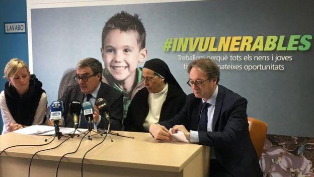 Sor Lucía asegura que los medios son sus aliados en su lucha contra la injusticia social. PROGRAMA INVULNERABLES