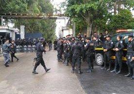 Después de dos días de los disturbios autoridades toman el control.
