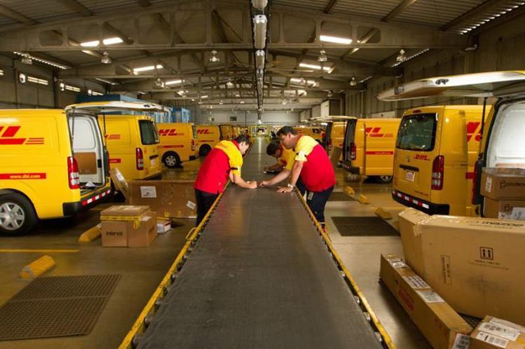 La empresa con sede en Alemania es líder en el transporte de carga. (Foto Prensa Libre:Internet)