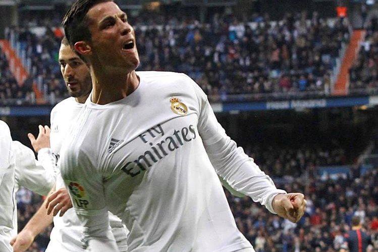 Cristiano Ronaldo es ídolo de muchos niños en la actualidad. (Foto Prensa Libre: EFE)