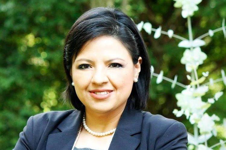 Sandra Érica Jovel Polanco. (Foto Prensa Libre: Tomada del muro de Facebook personal)