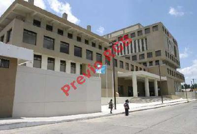 Sede Central del Ministerio Público ubicada en el barrio Gerona zona 1 capitalina. (Foto Prensa Libre: Archivo)