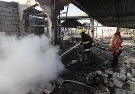 Varios muertos causa explosión en México.