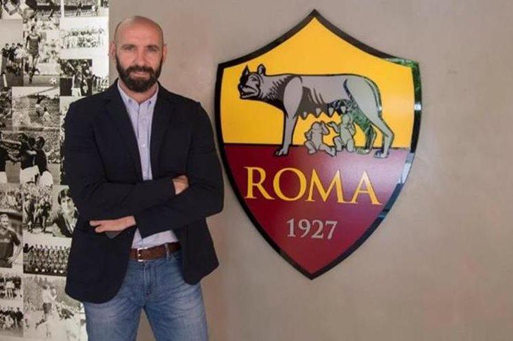 Ramón Rodríguez Verdejo es el nuevo director deportivo del Roma. (Foto Prensa Libre).