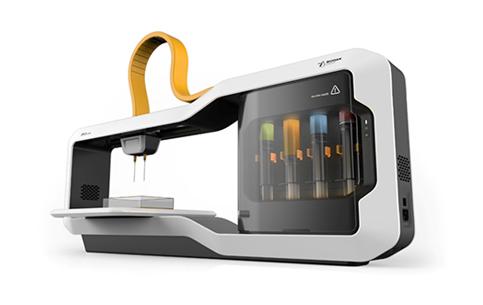 Impresora de piel que puede utilizarse en ensayos clínicos, creada por BioDan Group.